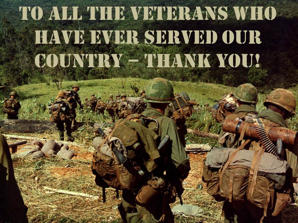 Veteran's Day, 2010